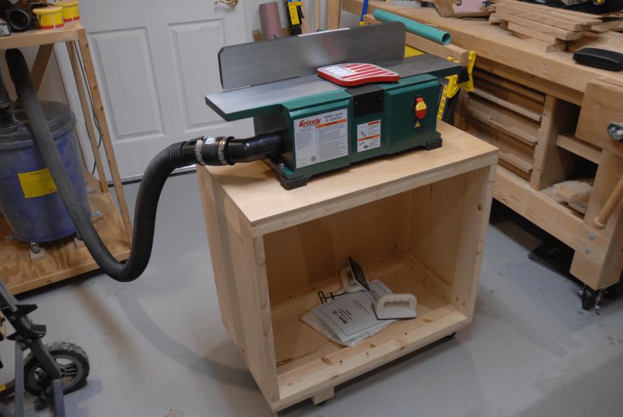 Craftsman Benchtop Jointer