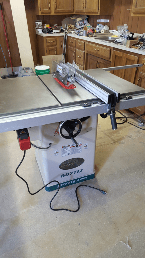 small resolution of would strongly recommend this machine to anyone wanting to upgrade from a cheap home improvement store table saw can easily see this saw as being the last