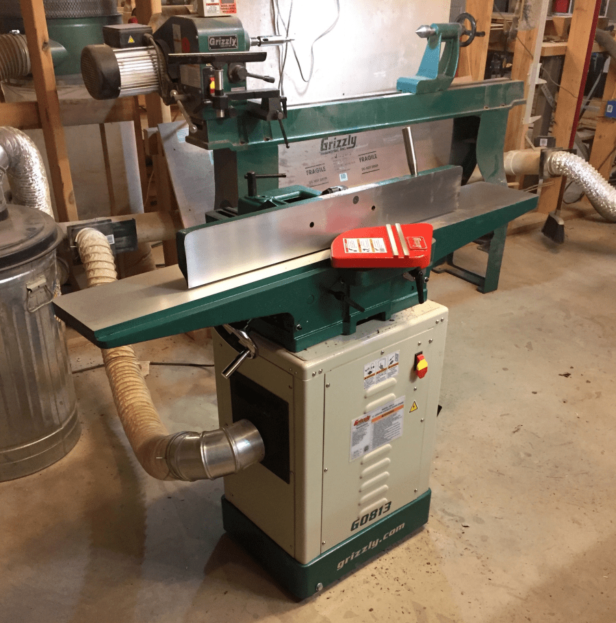 Grizzly 8 Jointer For Sale