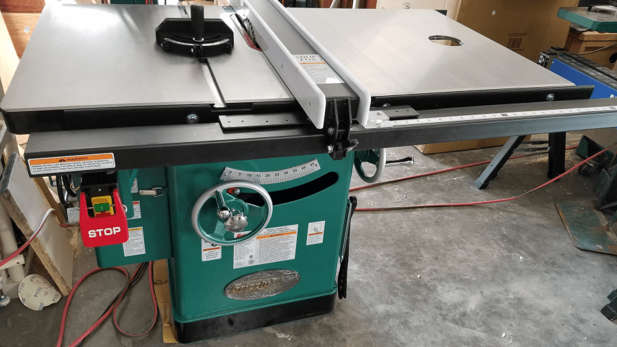 Craftsman 10 Inch Table Saw 25 Hp