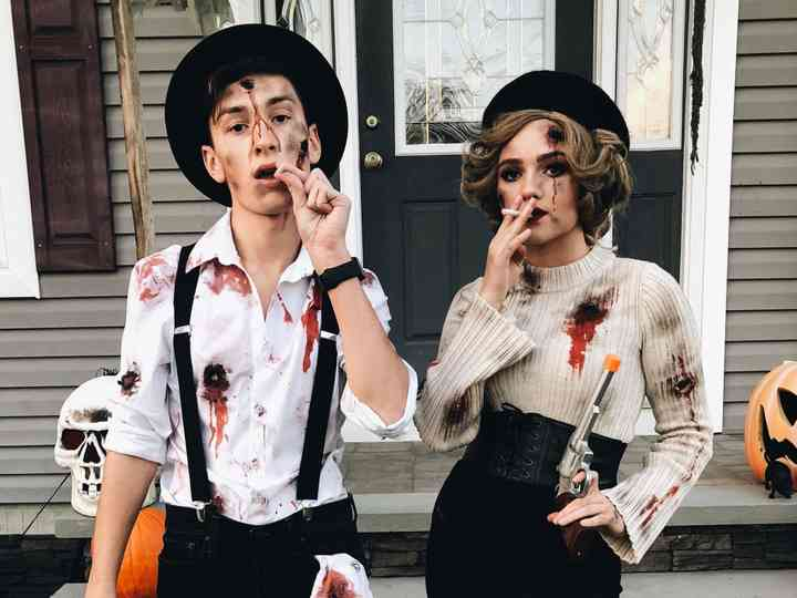 You can be the cutest (or scariest) scarecrow couple at the party, or hunt for hidden treasure and sail the sea as a dangerous pirate duo! 47 Best Couples Halloween Costumes For 2021