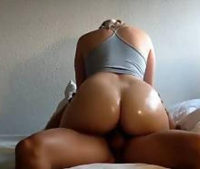 Lovely Big Oiled Backside