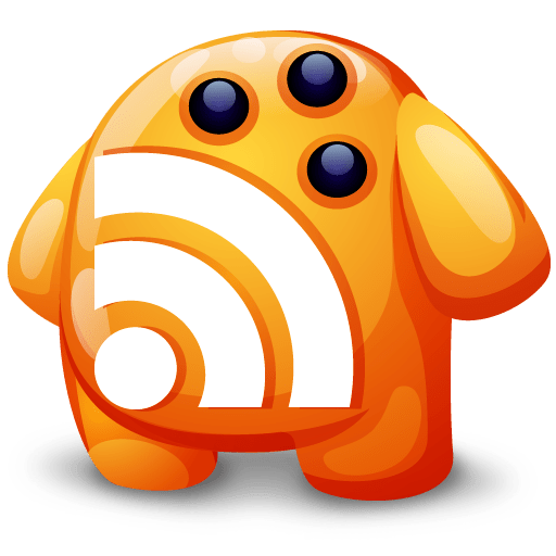 Creature feed monster rss icon