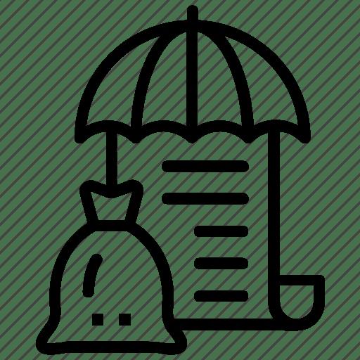 Business insurance, financial insurance, insurance account