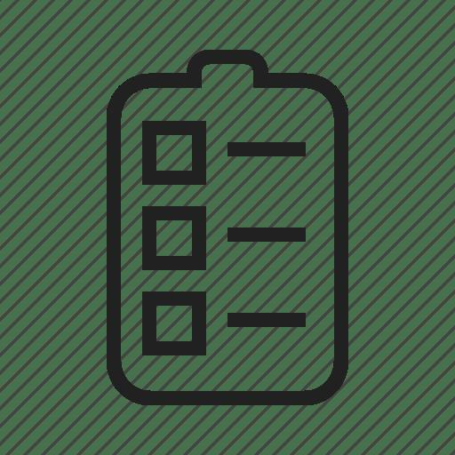 Chart, checklist, details, document, list, responsibility