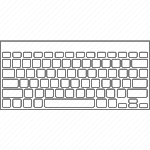 Accessory, apple, apple keyboard, keyboard, type icon