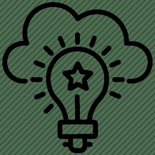Big idea, creative idea, innovative, marketing idea