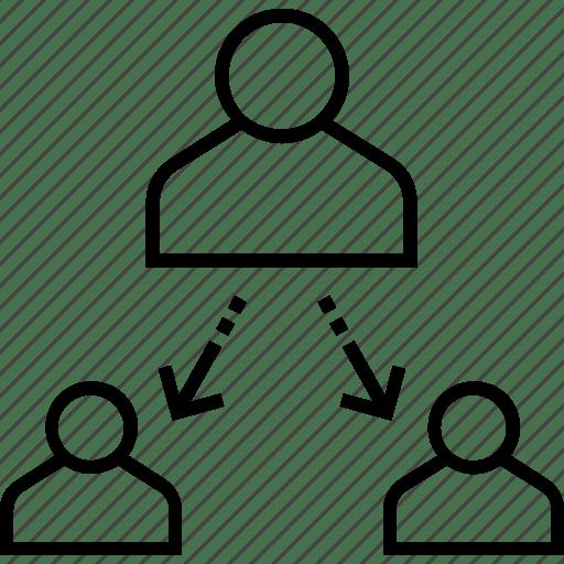 Adviser, consultant, counsellor, guide, mentorship icon