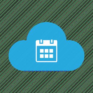 Image result for cloud calendar\