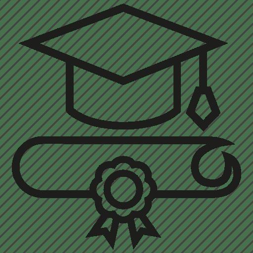 College, diploma, education, graduation, knowledge