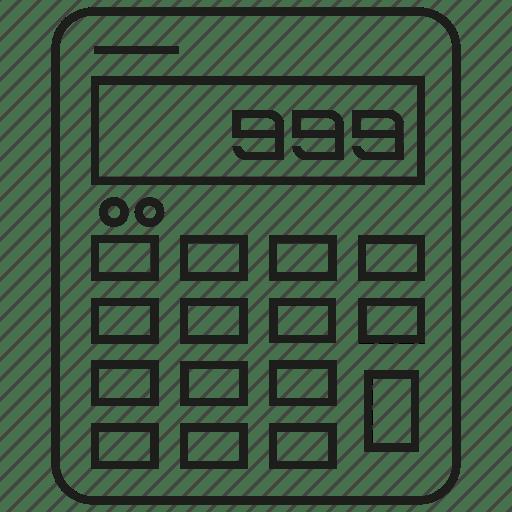 Business, calculate, calculation, calculator, finance