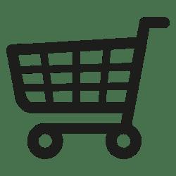 Cart basket ecommerce shop icon Free download