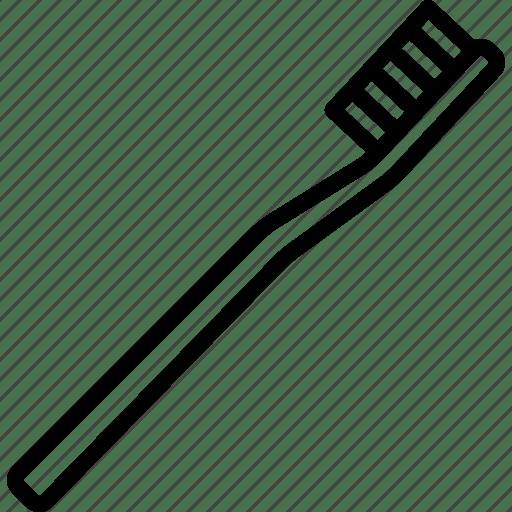 Brush, brushing, care, hygiene, oral, tooth, toothbrush icon