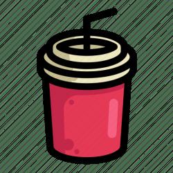 food menu fast restaurant icon drink soda 512px