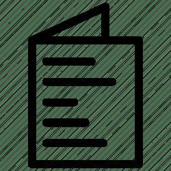 menu icon food restaurant icons editor open