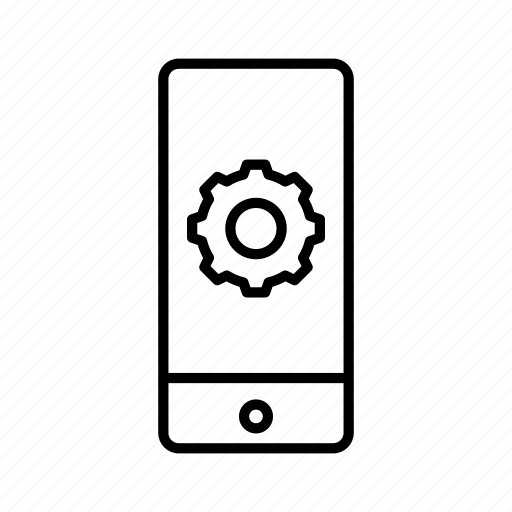 Device, gear, iphone, mobile, screen, settings, smartphone