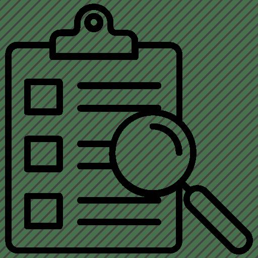 Audit report, corrective action shopping audit, order