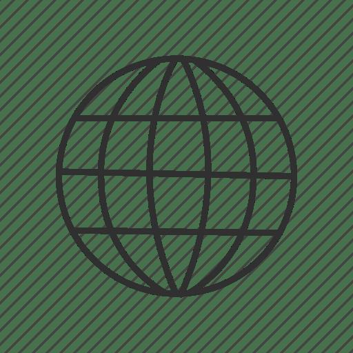 Globe, internet, internet logo, w.w.w., world wide web