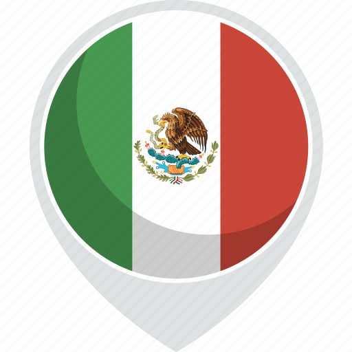 Country. flag. mexico. nation icon