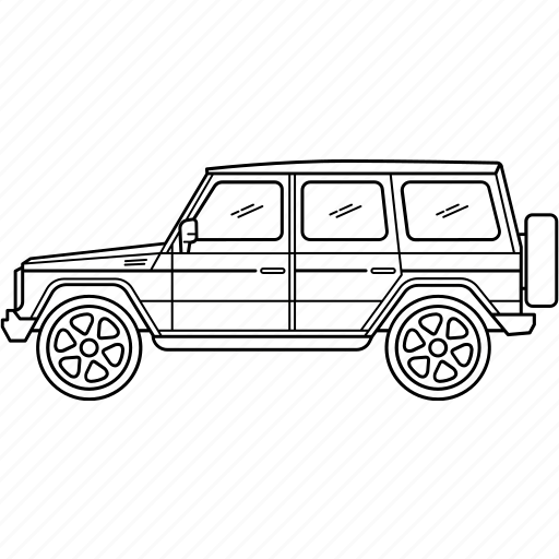 Automobile, car, g class, gelandewagen, jeep, mercedes