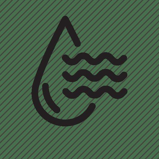 Diagram, exchanger, flow, heat, hot, water, web icon