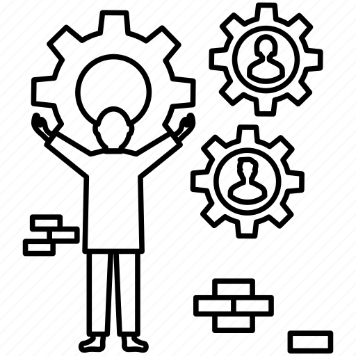 Organizational activities, project management, team