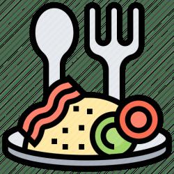 Brunch dish food meal menu icon Download on Iconfinder