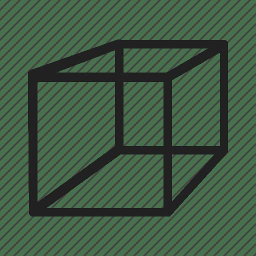 Construction, cube, cuboid, design, geometric, mathematics