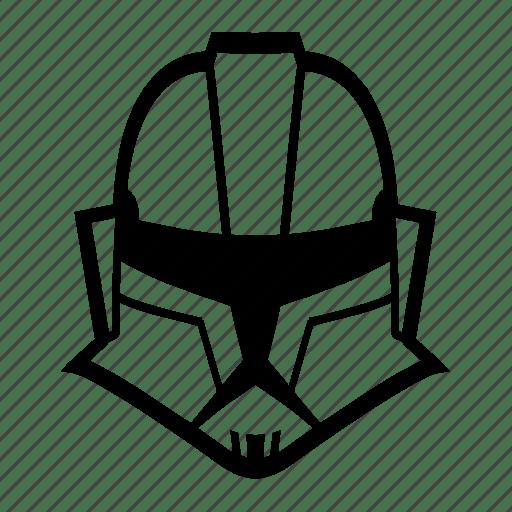 Dart, helmet, hero, star, starwars, wars icon