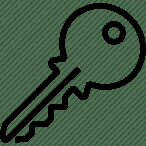 Key, reg, register, registration, sign, signup, up icon