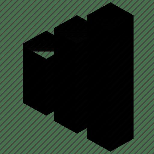 vector huge black icons