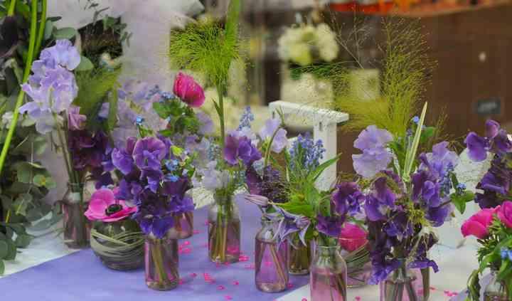 de fleurs et d eau fraiche