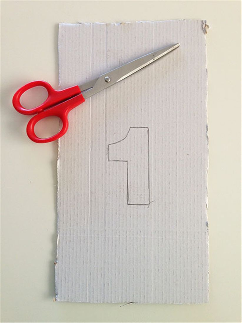 Tutoriel nom de table numrot avec cadre