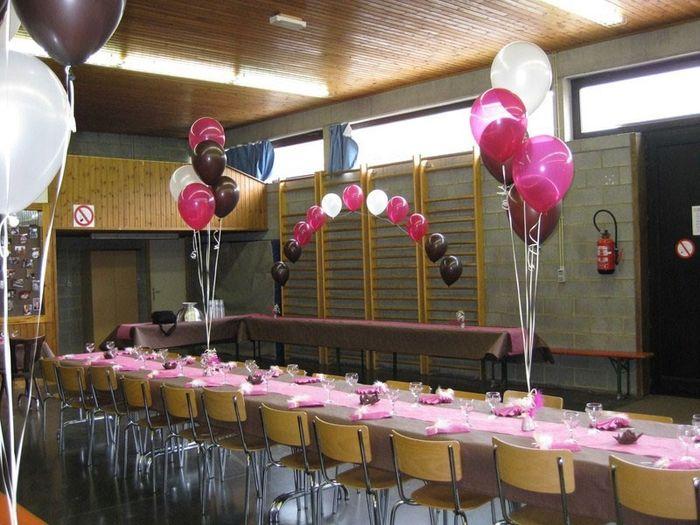 Ballons Gonfls Lhlium Dcoration Forum