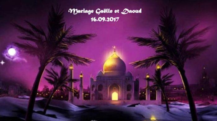 Dcoration orientale  thme mille et une nuit  Dcoration  Forum Mariagesnet