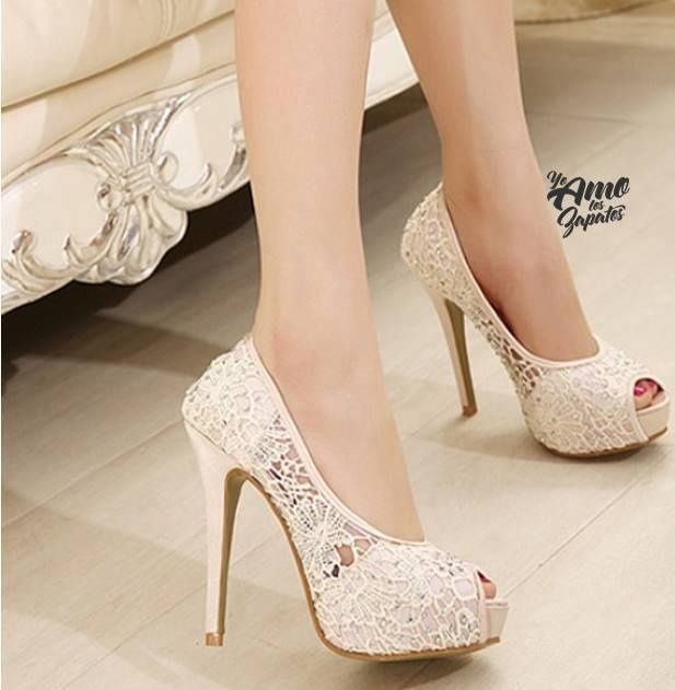 Zapatos De Novia Fancy