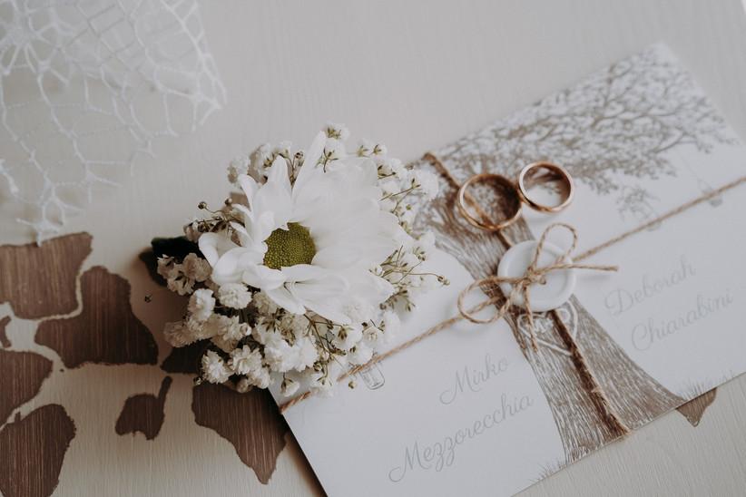 نص بطاقة دعوة لحفل زفاف. Come Organizzare Un Matrimonio In Stile Shabby Chic
