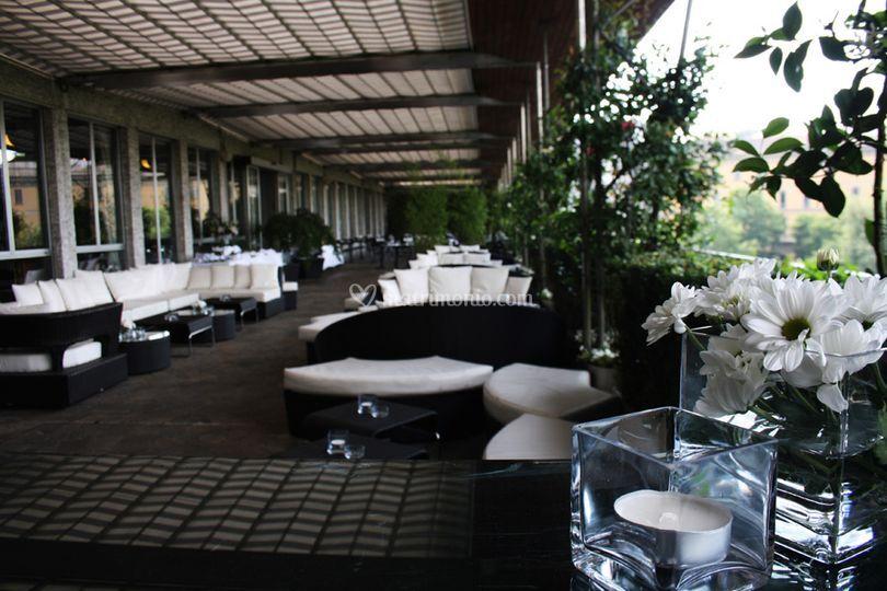 La terrazza di La Terrazza di Via Palestro  Foto 3