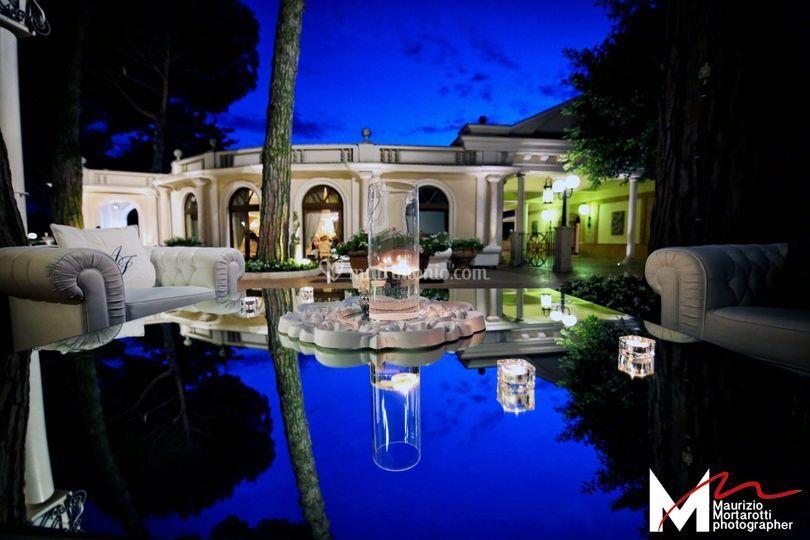 Piscina di Park Hotel Villa Ferrata  Fotos