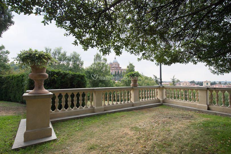 Le terrazze di Villa Vigarani Guastalla  Foto 50