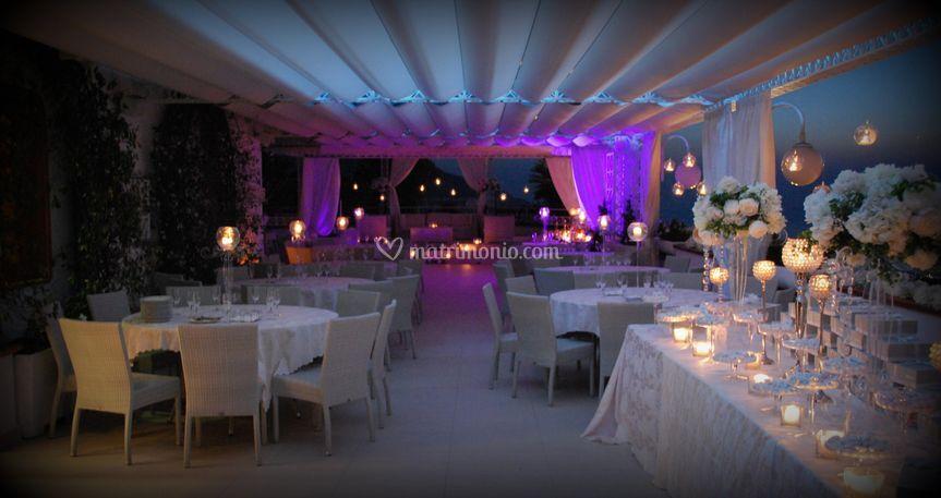 Roof garden di Elisabetta Luxury Events  Foto 24