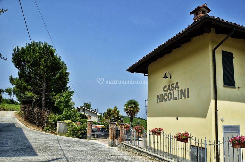 Casa Nicolini Numero