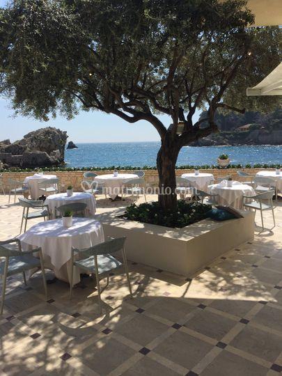 Terrazza sul mare di Mazzar Sea Palace  Foto