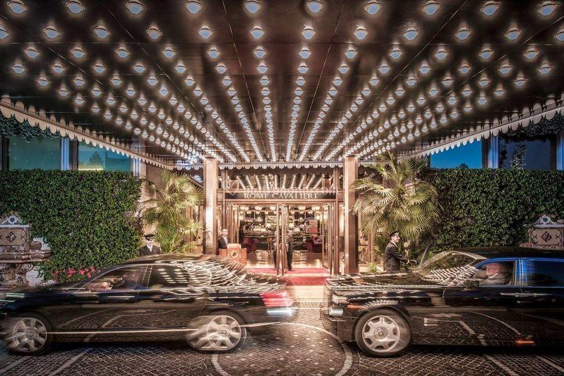 Rome Cavalieri  Waldorf Astoria Hotels  Resorts