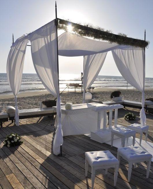Dove celebrare un matrimonio allamericana in spiaggia con