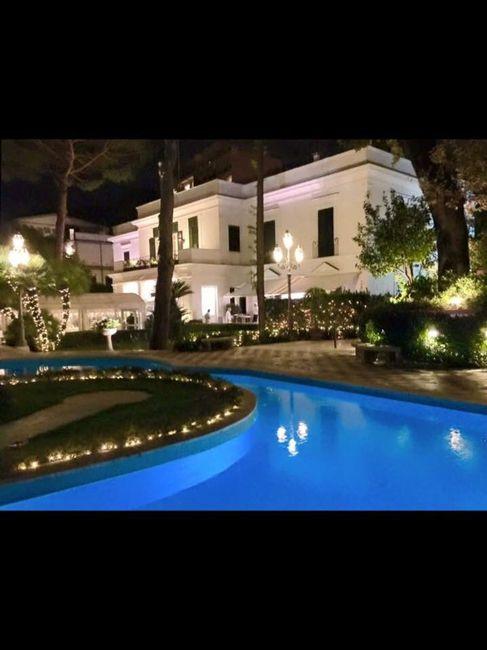 La nostra locationvilla gervasio  Campania  Forum Matrimoniocom