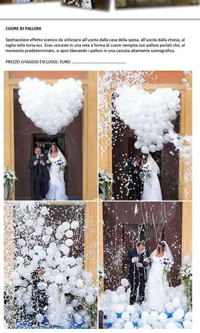 Palloncini  Organizzazione matrimonio  Forum Matrimoniocom