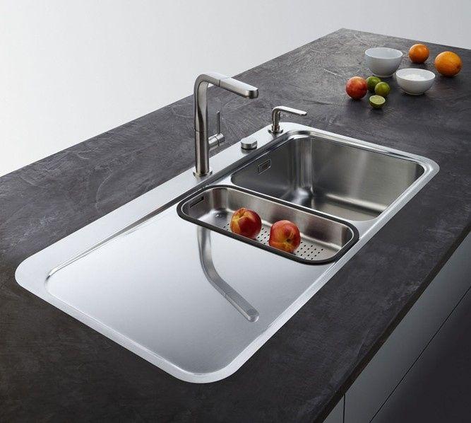 Lavelli da cucina in materiali diversi  Vivere insieme