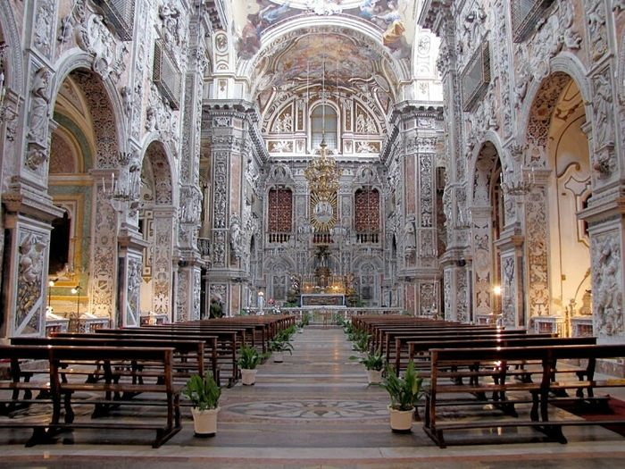 Chiesa palermo  Cerimonia nuziale  Forum Matrimoniocom