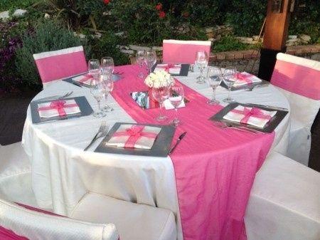Colore allestimento tavoli  Organizzazione matrimonio  Forum Matrimoniocom